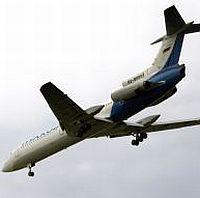 Обсъждат продажбата на държавния Ту-154