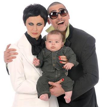 Мария Силвестър подготвя семейно ТВ шоу със съпруга си