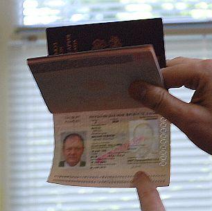 Гаф с биометричните паспорти