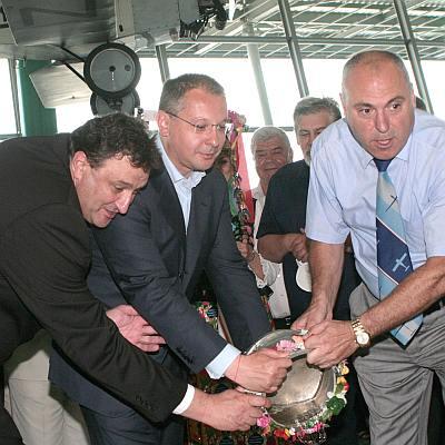 Откриха нов терминал на летище Пловдив