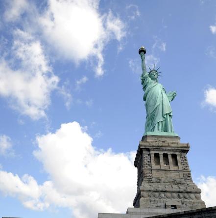 Отвориха отново Статуята на свободата