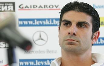 Гонзо: Мъри е вариант за треньор на Левски