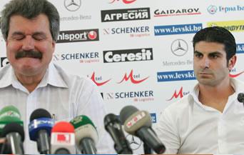 Батков напира Гонзо да се върне в игра за Левски