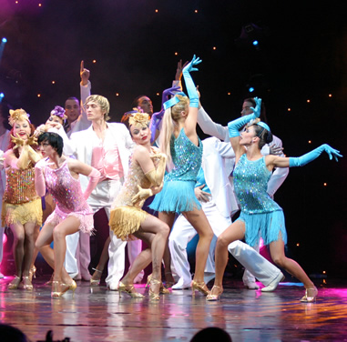 Танцьорите от балет Тодес разтърсиха НДК
