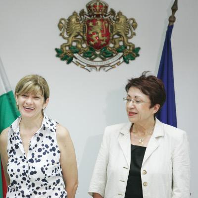 Евдокия Манева се завръща в екоминистерството