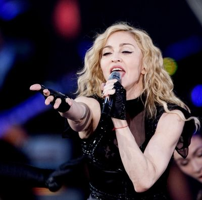 Освиркаха Мадона в Букурещ