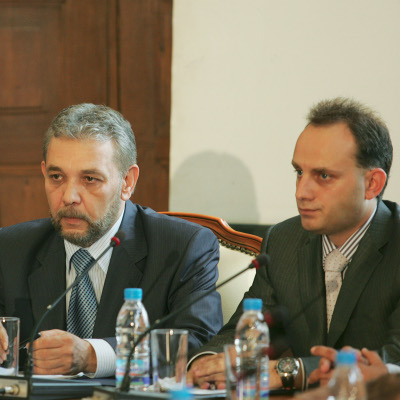Тотьо Младенов и Мирослав Найденов представиха екипите си