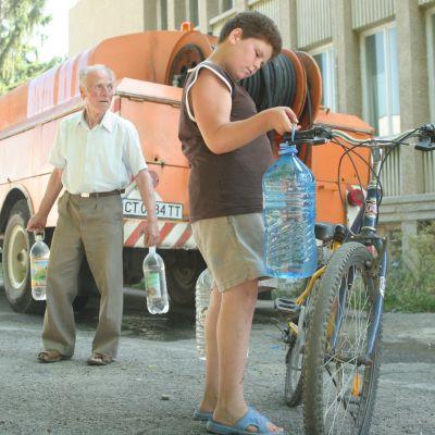 Три села въстават за вода