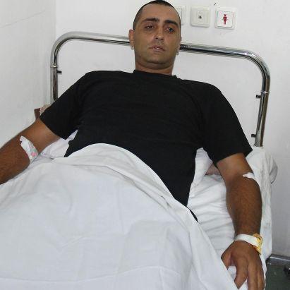 Полицай ранен при преследване на телефонен измамник