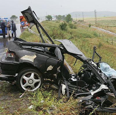 Всеки десети загинал на пътя е жертва на шофьор без книжка