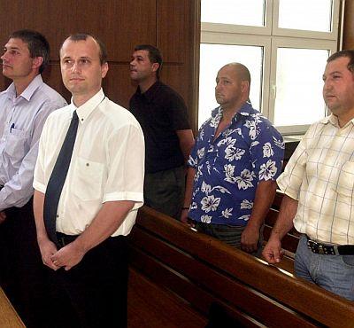 Полицаи на протест срещу присъдите за Чората
