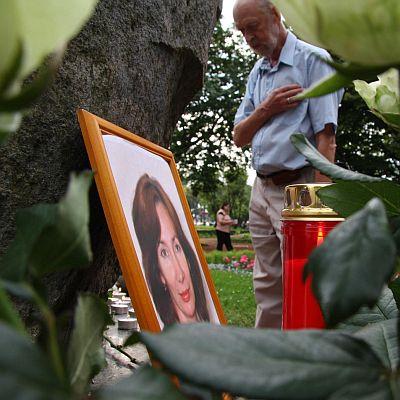 Правозащитничка и мъжът й застреляни в Грозни