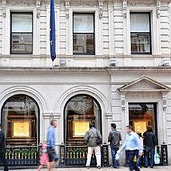 Обир на бижута за 47 милиона евро в Лондон