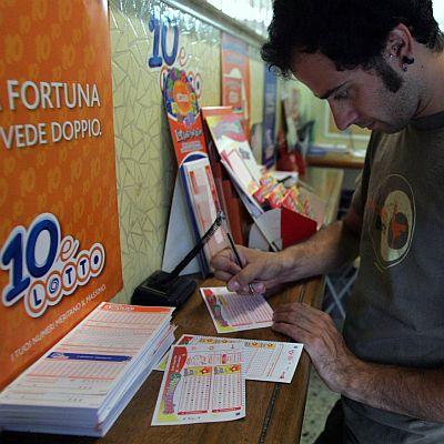 Нов рекорден джакпот в италианската лотария