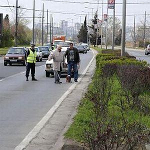 Три трупа при жесток челен удар в Бургас