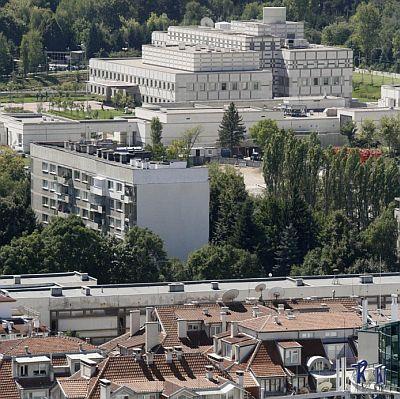 Прострелян търси помощ в US посолството
