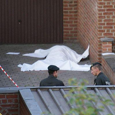 Семеен скандал в Германия завърши с 4 трупа
