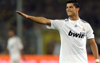 Роналдо с 2 гола и червен картон срещу Малага