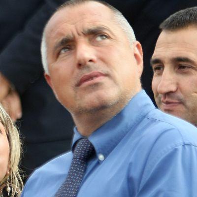 """Борисов взе """"Бронзовия бик"""" на данъкоплатците"""