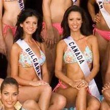 Мис България Вселена 2009 се запозна с Доналд Тръмп