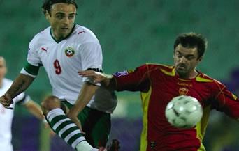България попиля Черна гора с 4:1, мечтата ЮАР 2010 е жива