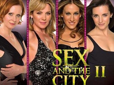 """Започнаха снимките на """"Сексът и градът 2"""""""