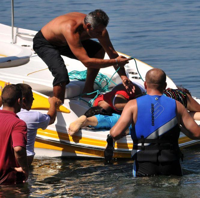 """Свидетели: Само две спаситетелни жилетки на кораба """"Илинден"""""""