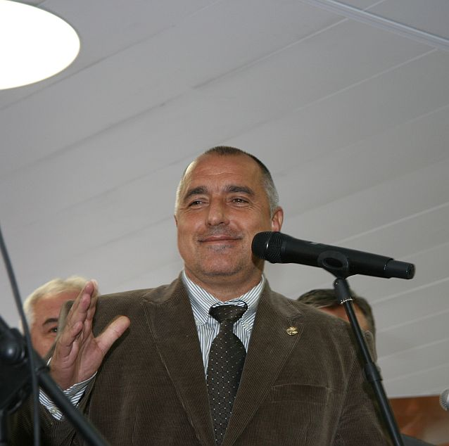 Борисов се превърнал в централен говорител