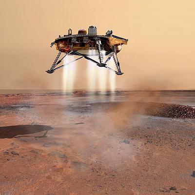 НАСА излиза от програмата за Марс?