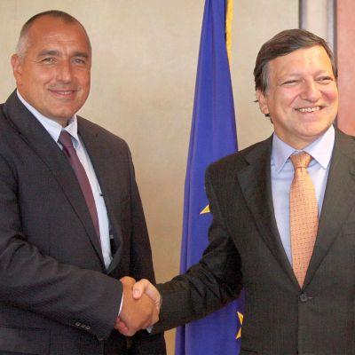 Барозу даде 6 месеца на Борисов