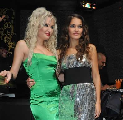 Веси Бонева и Пламена Петрова пяха на откриване на клуб
