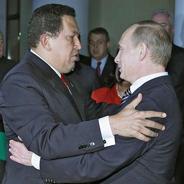 Чавес приема рублата за резервна валута