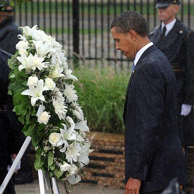 Хиляди почетоха паметта на жертвите от 11.09