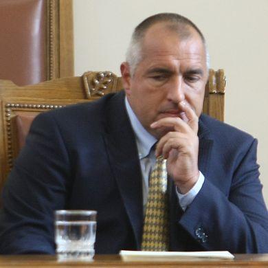Борисов: Няма да правя президентска република