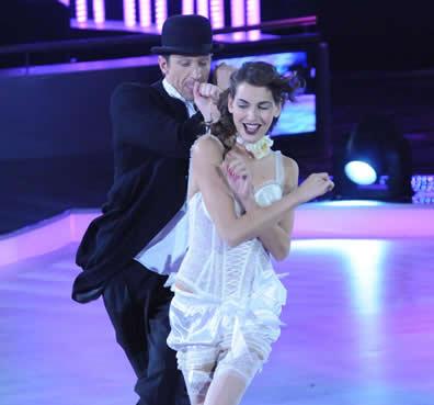 Кристина Милева и Деян Донков аут от VIP Dance