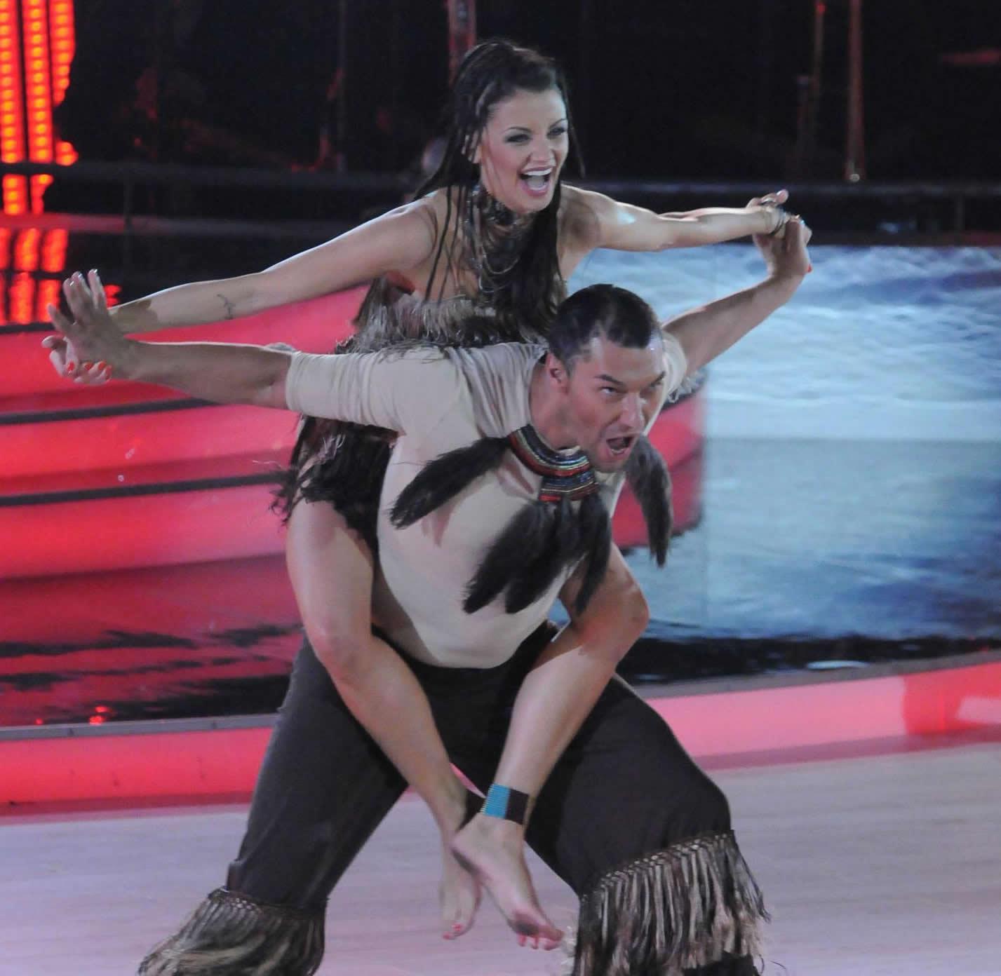 Диляна Попова отслабна от тренировките във VIP Dance