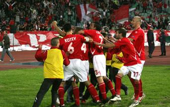 Наказаха ЦСКА с 3 мача лишаване от домакинство
