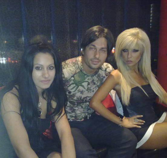Таня от Big Brother 4 стана барманка във фолк клуб