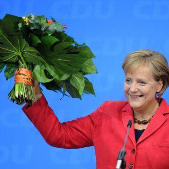 Германците пак избраха Ангела Меркел