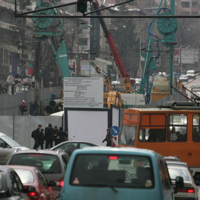 Няма да затварят улици заради строежа на метрото