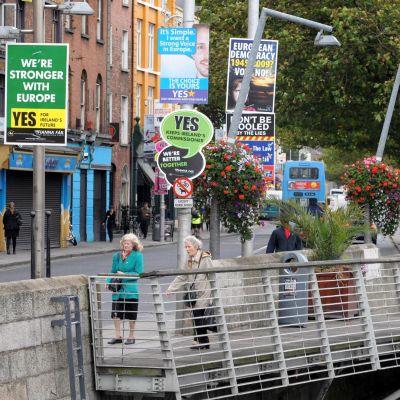 Ирландия плаща 6,7% лихва за помощта?