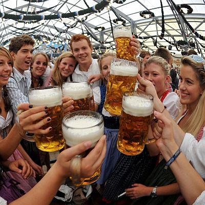 По-малко фенове на бирата в Мюнхен