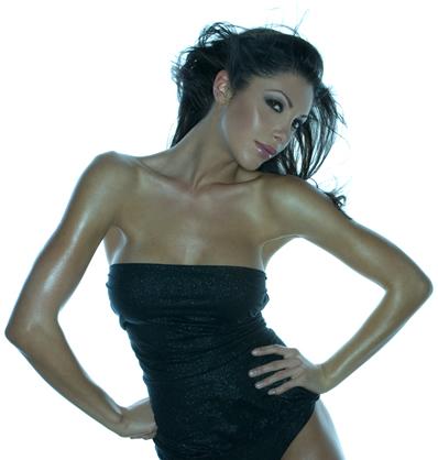 Топ моделът Биляна Йотовска подготви собствено денс шоу