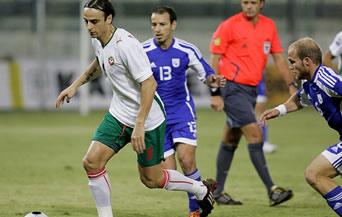 Срам за България, Кипър ни унижи с 4:1