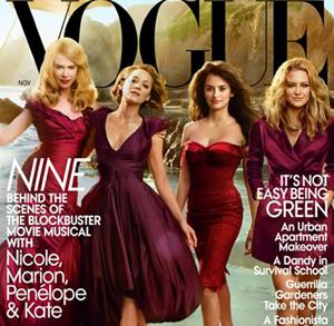 Vogue събра Пенелопе Круз и Никол Кидман
