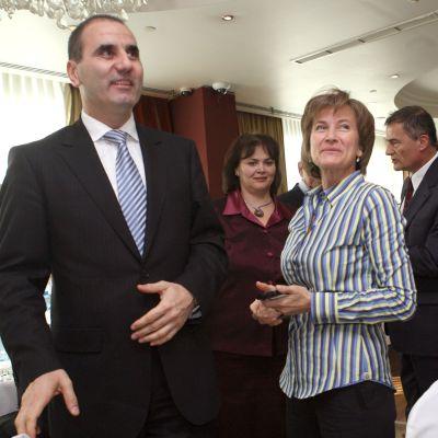 Цветанов: Ще пазим бизнеса от похищения