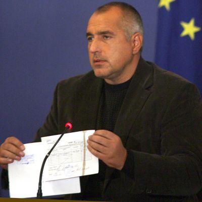 Борисов: Станишев е изнесъл доклада на ДАНС от МС