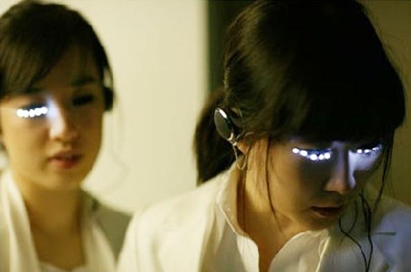 Мигли с LED технология са хит сред японките