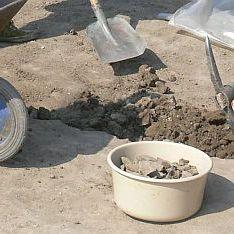 """Откриха сребърни монети и сгради по трасето на АМ """"Струма"""""""