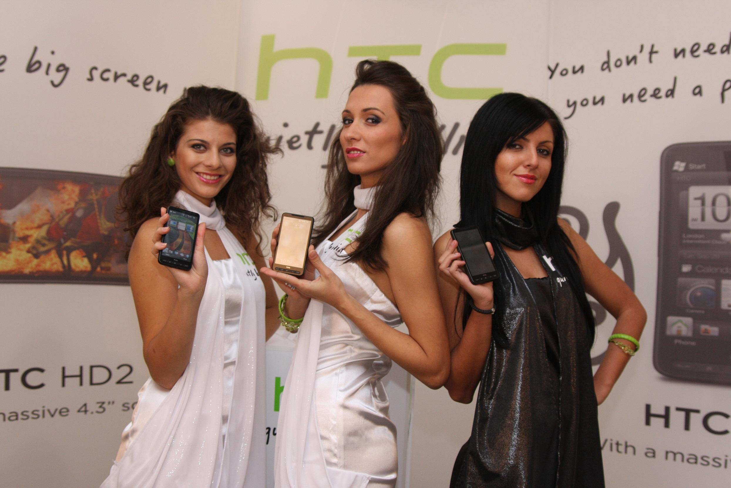 HTC официално пусна HD2 в България